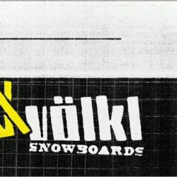 Völkl snowboards